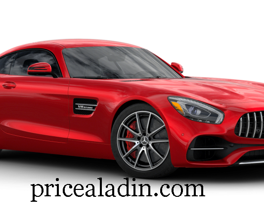 Mercedes AMG GT S Coupe 2018